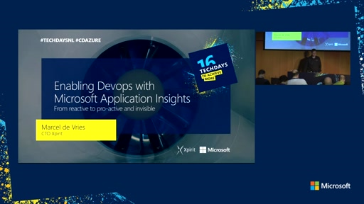 Enabling Devops with Microsoft Application Insights