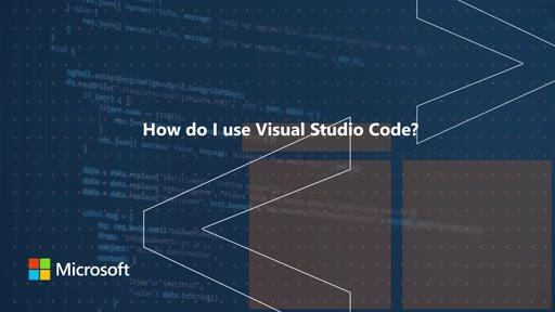 How do I use Visual Studio Code | One Dev Question