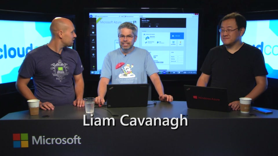 Cloud Cover 152: Azure Search with Liam Cavanagh