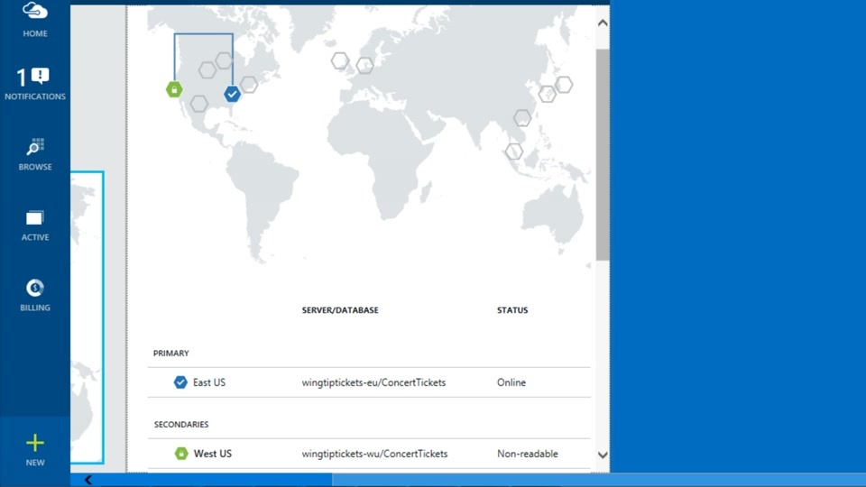 Azure SQL Database - protecting important DBs from regional disasters is easy
