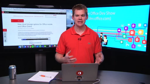 Office Dev Show - Episode 31 - Office Online WOPI Integration