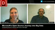 Microsoft's Open Source Journey into Big Data - Integrating Apache Hadoop with Azure HDInsight