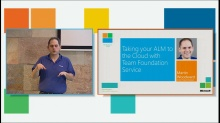 Taking your ALM to the Cloud with Team Foundation Service