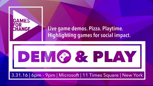 Playcrafting March Demo Night 2016