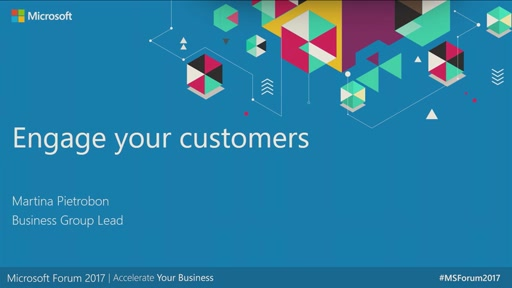 Engage your customer: New trends - Teatro Engage your customer