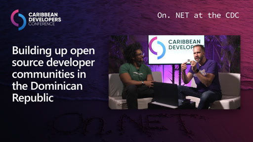 Building up open source developer communities in the Dominican Republic