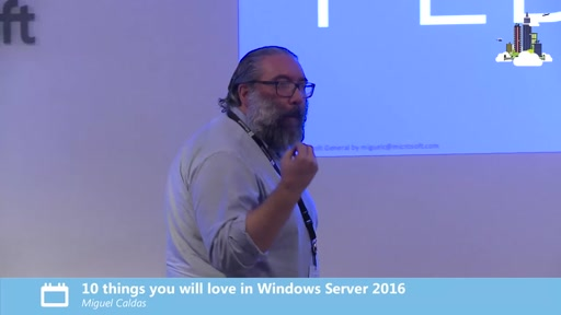 10 things you will love in Windows Server 2016