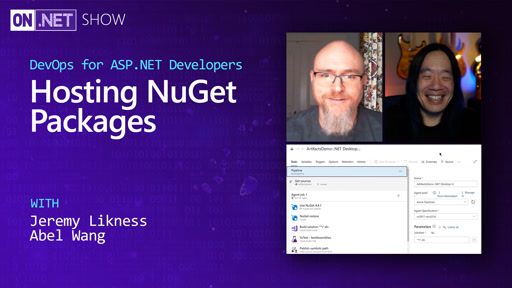 DevOps for ASP.NET Developers: Hosting NuGet Packages
