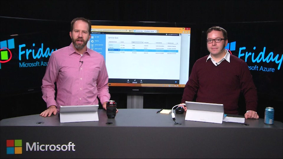 Azure Service Bus Event Hubs 101 with Dan Rosanova