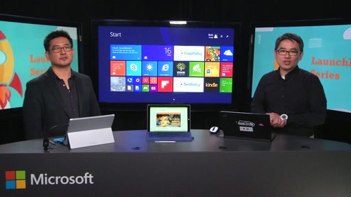 Transformation Education with Windows 8.1 and AssistX