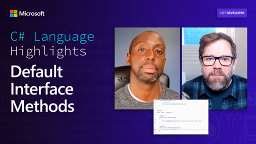 C# Language Highlights: Default Interface Methods