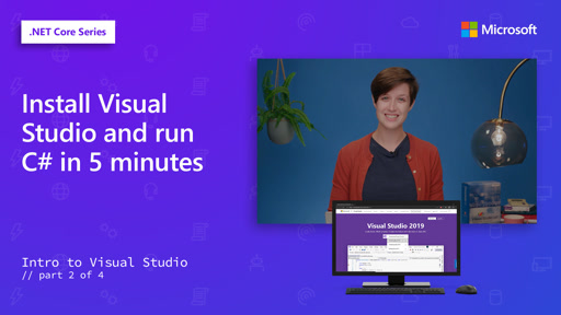 Install Visual Studio and run C# in 5 minutes [2 of 4]