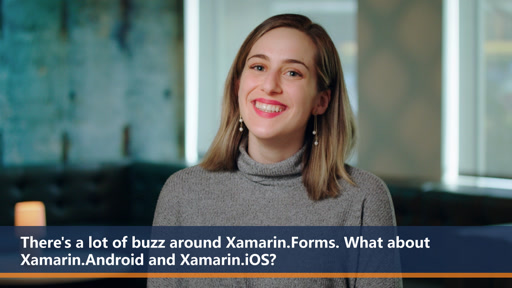 There's a lot of buzz around Xamarin.Forms. What about Xamarin.Android and Xamarin.iOS? | One Dev Question