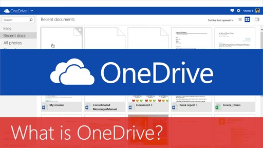 What is OneDrive?