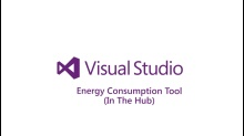 ​Energy Consumption Tool (in the Hub)