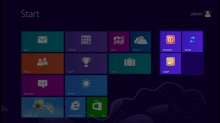 How to Create a Shutdown tile on the Start screen in Windows 8