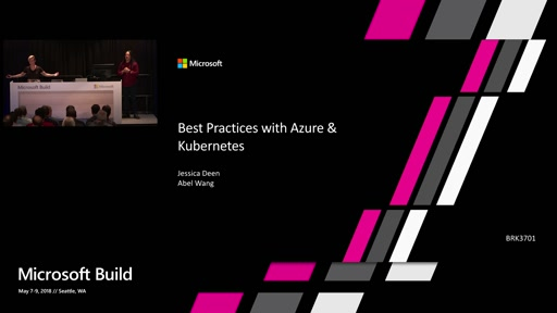 Best Practices with Azure & Kubernetes