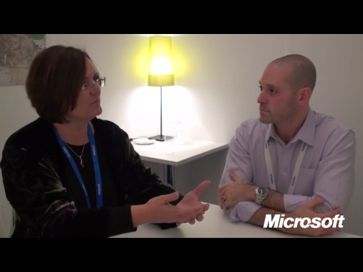 Live from Nokia World 2011:  Interview with Jo Harlow, Nokia EVP of Smart Devices