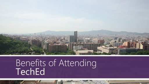 Roundtable Discussion Reveals the Key Benefits of Attending TechEd Europe