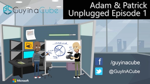 Adam & Patrick Unplugged - EP1
