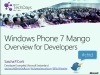 "TechDays 11 Bern - Windows Phone 7.5 ""Mango"" – what's new for Developers?"