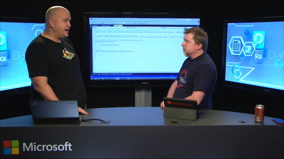 Introduction to Azure DocumentDB