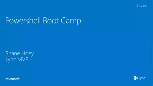 PowerShell Boot Camp