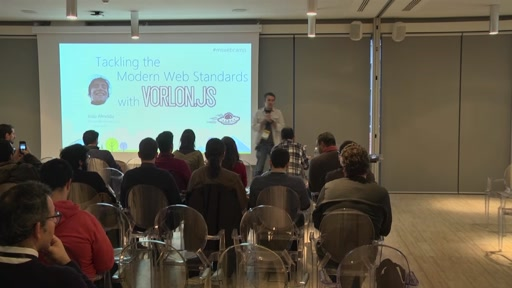 Tackling the Modern Web Standards with VorlonJS