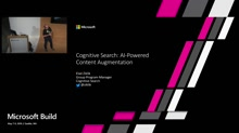 Cognitive Search: AI-Powered Content Augmentation