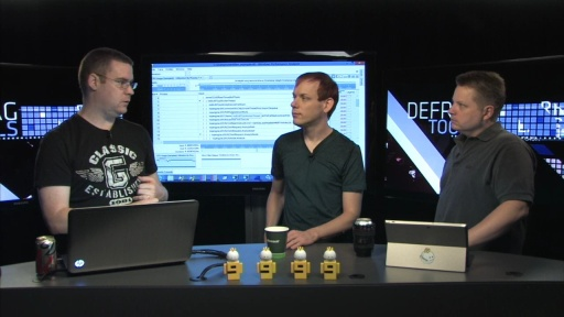 Defrag Tools: #47 - WPT - MiniFilter Analysis