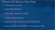 Announcing VMware VM backup with System Center Data Protection Manager