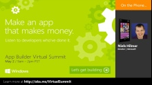 (Episode 15) Windows 8: The App Development Opportunity