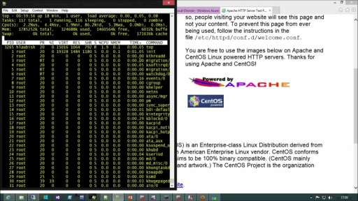 Tutorial - Linux-Umgebungen in Windows Azure - Teil 4/5 Installation eines Apache-Webservers