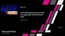 Automating business processes and approvals with Microsoft Flow