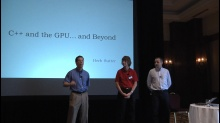 C&B 2011 Panel: Herb Sutter, Andrei Alexandrescu and Scott Meyers - Concurrency and Parallelism