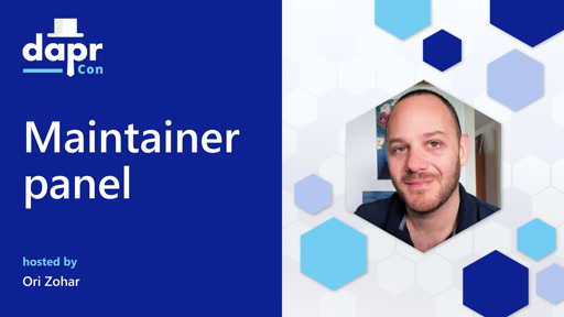 Maintainer panel