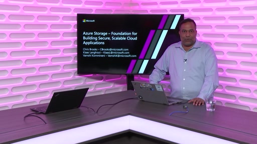 Azure Storage – Foundation for Building Secure, Scalable Cloud Applications