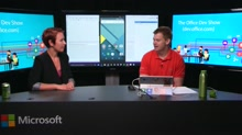 Office Dev Show - Episode 9 - Getting Started with Cross-platform Apps