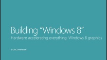 Hardware accelerating everything: Windows 8 graphics