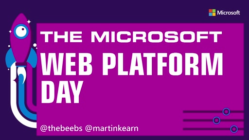 Welcome to the Microsoft Web Platform