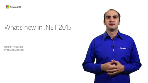 What's New In .NET 2015
