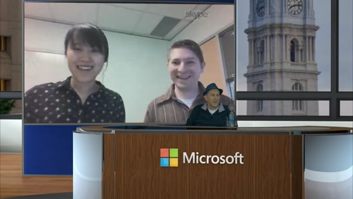 2016-02-22 Mid-Day Cafe: Office 365 Video Update