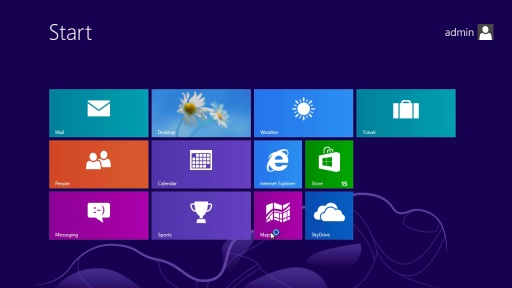 How to Change the Number of Title Rows on the Start Screen in Windows 8