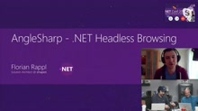 AngleSharp - .NET Headless Browsing