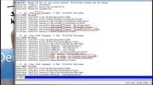 How to identify CLR threads in a dump - 08