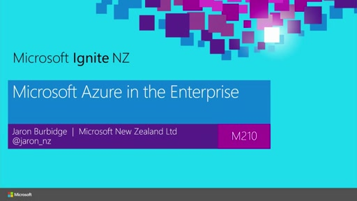 Microsoft Azure and the Enterprise
