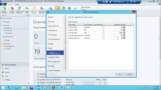 Windows Azure Pack - Infrastructure as a Service: (03) Integrate the Fabric