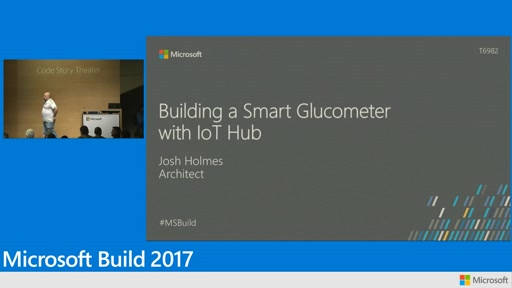 Building a smart glucometer with IoT Hub