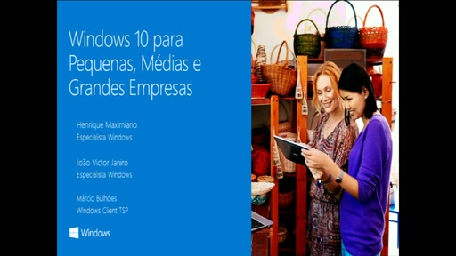 Academia de Windows 10: Como abordar sobre o Windows 10 para Pequenas, Médias e Grandes Empresas - Windows 10 Home, Pro e Enterprise