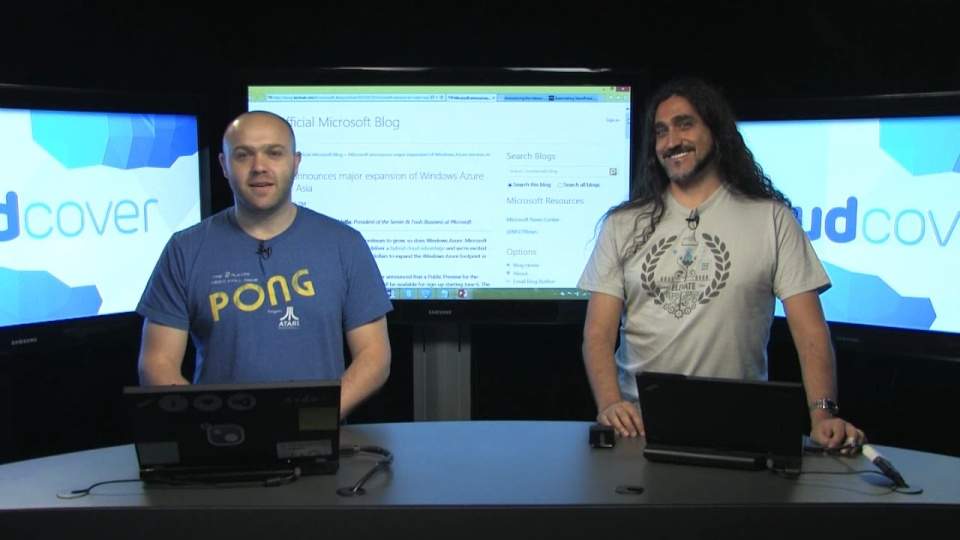 Episode 109 - Using Windows Azure Active Directory from Windows Store apps